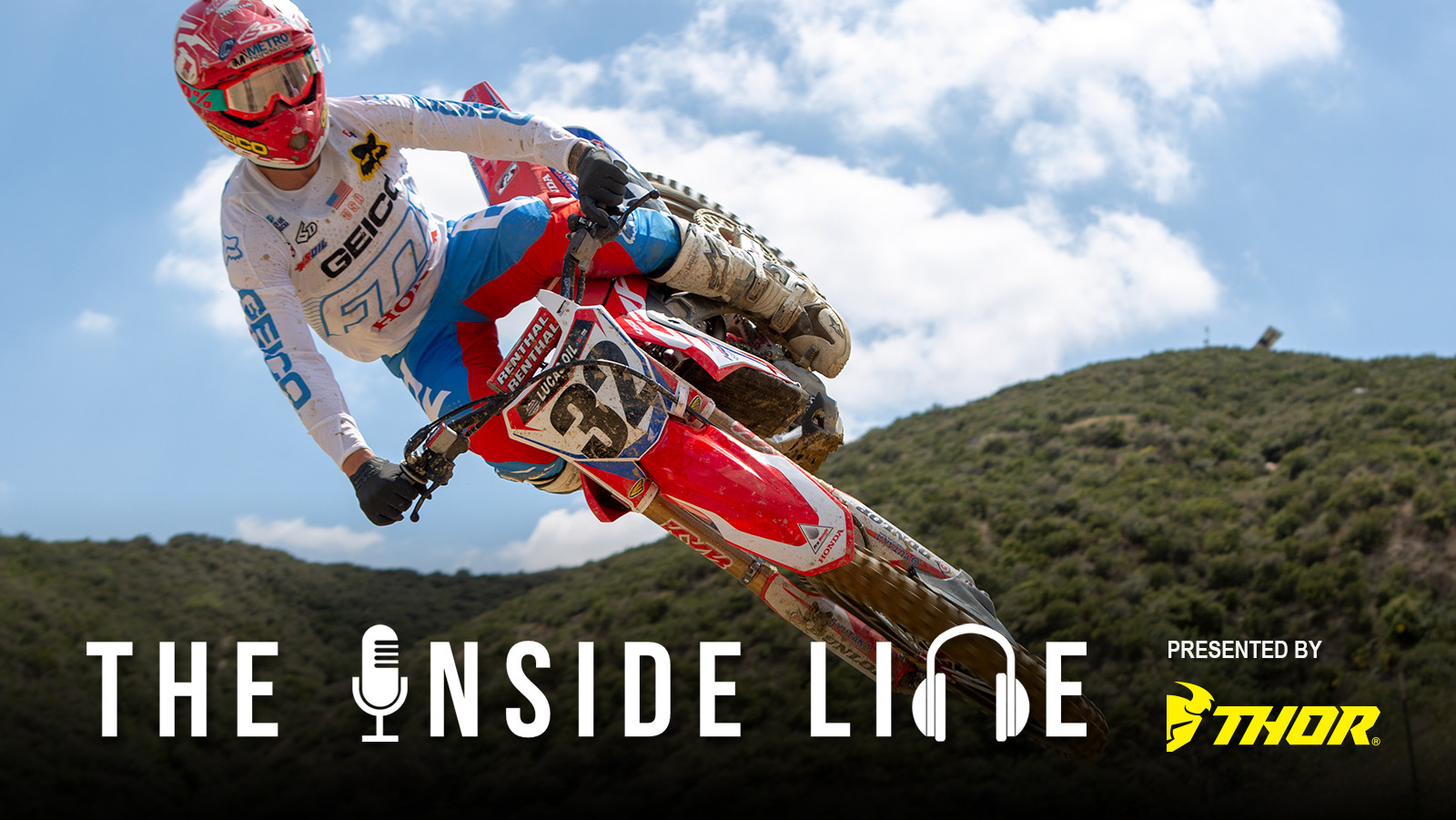 Christian Craig | The Inside Line, Presented by Thor - Episode 9