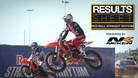 Results Sheet: 2018 Red Bull Straight Rhythm
