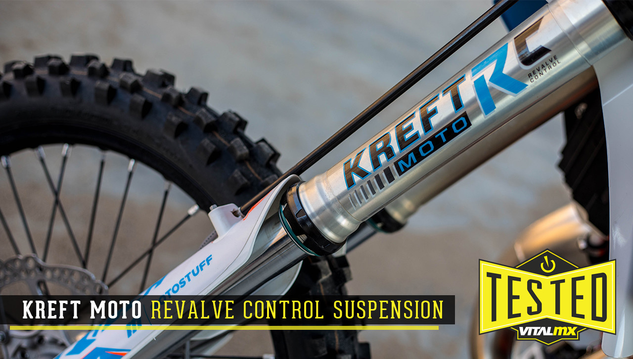 Tested: Kreft Revalve Control Suspension