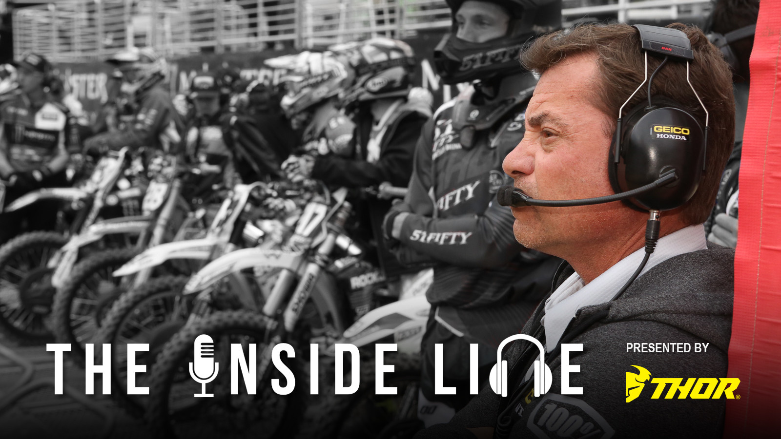 GEICO Honda's Dan Betley | The Inside Line Podcast - Episode 10