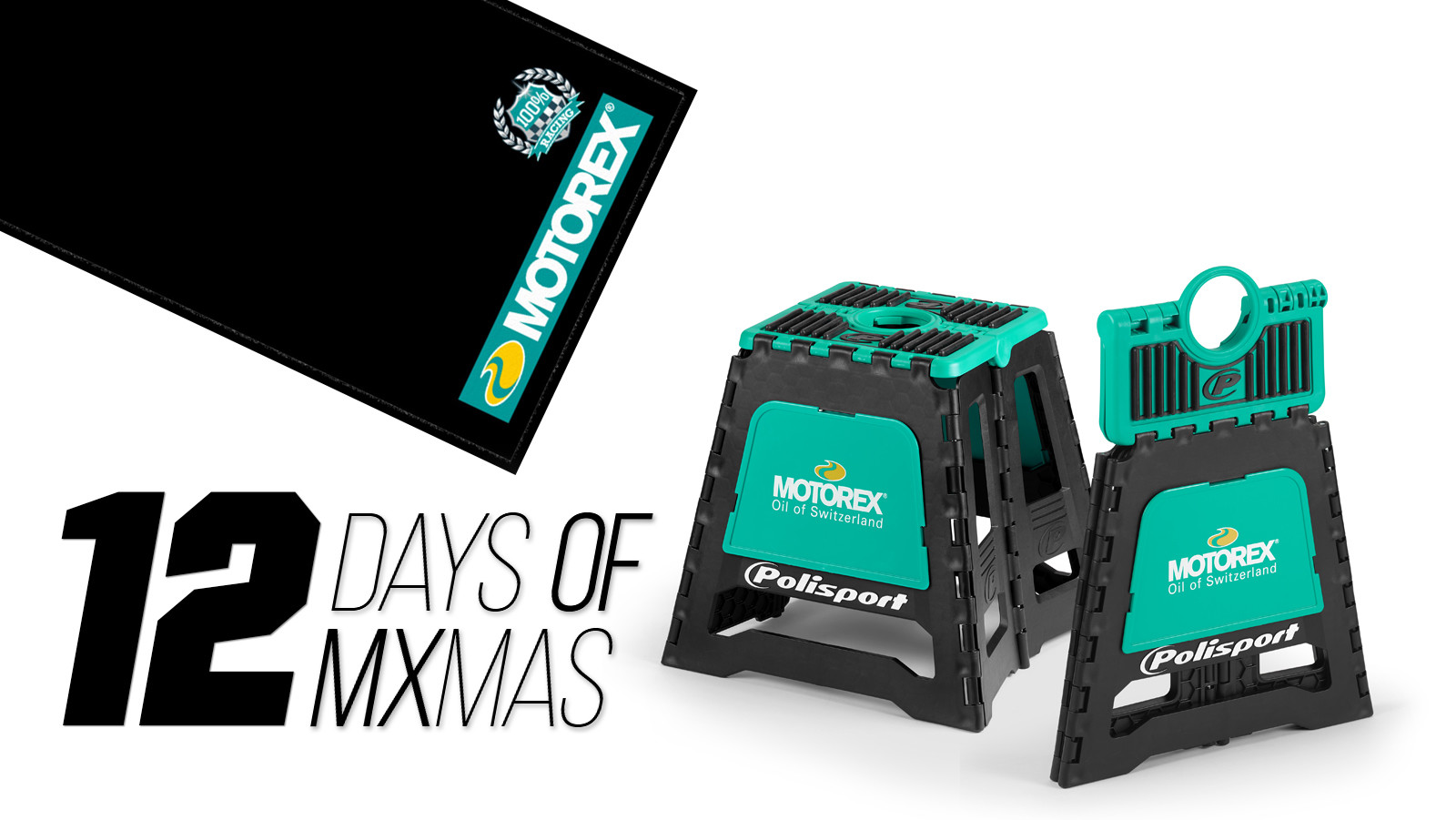 12 Days of MXmas: Motorex