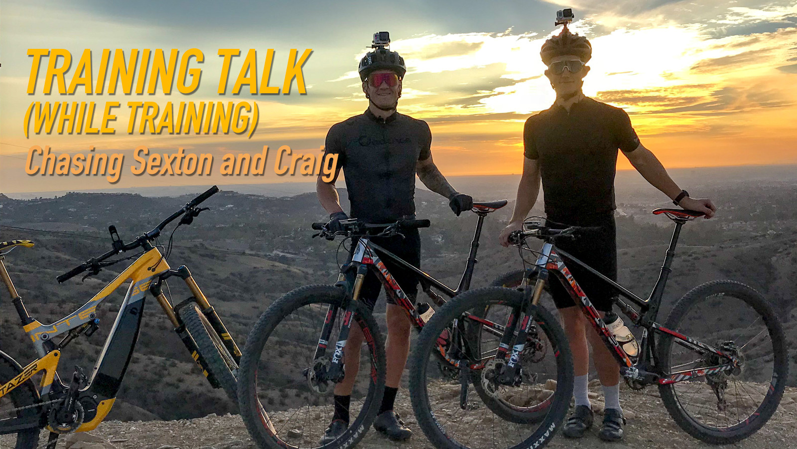 Training Talk (While Training): Chasing Sexton and Craig