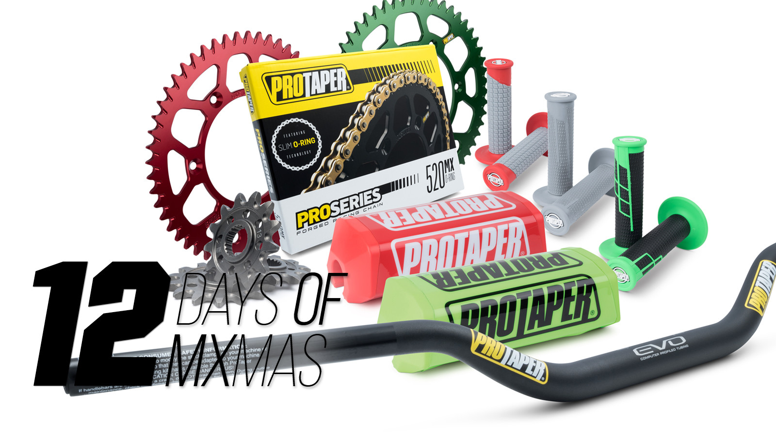 12 Days of MXmas: ProTaper