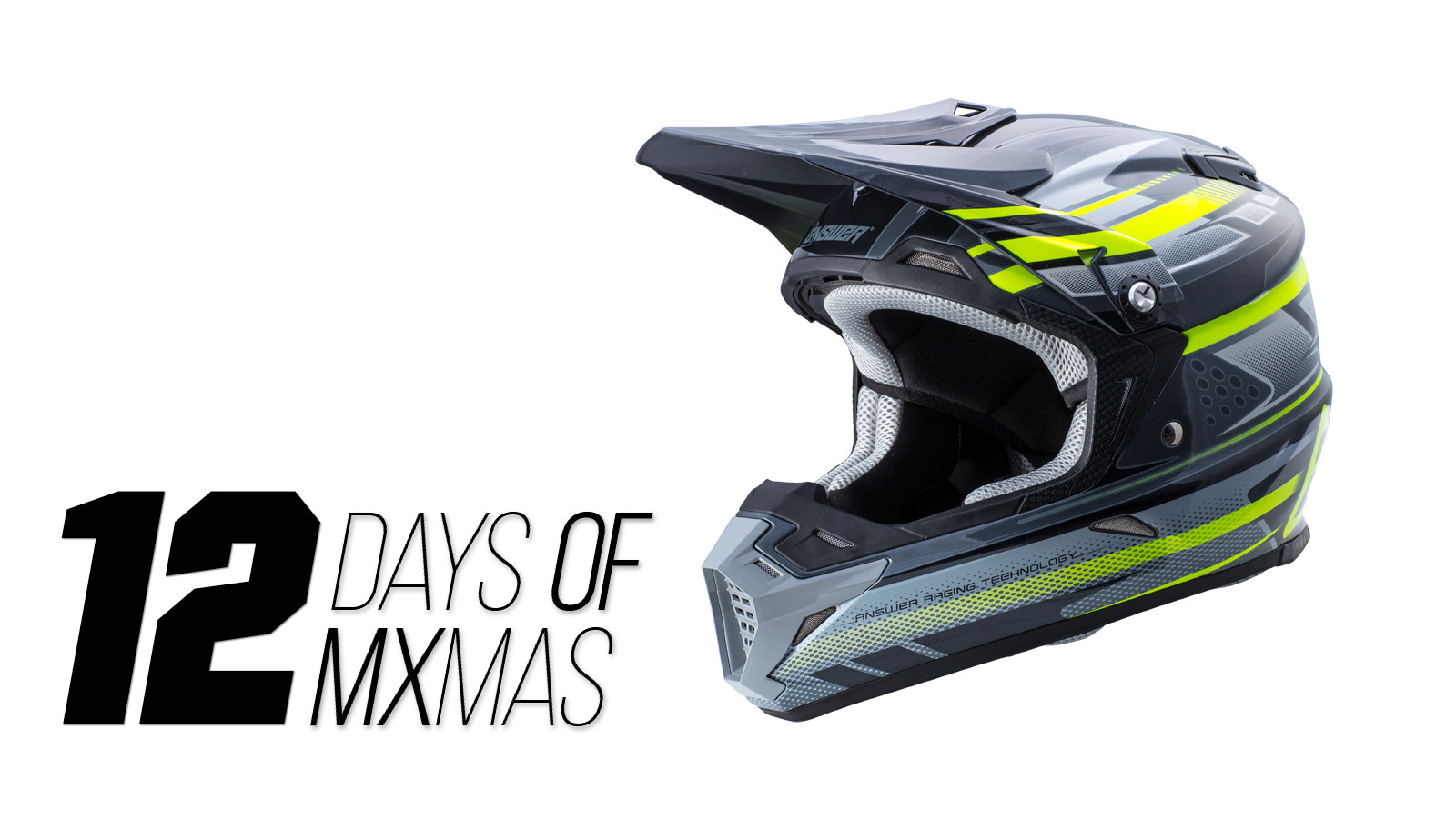 12 Days of MXmas: Answer Racing