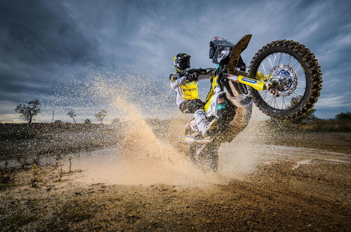 Video and Photo Gallery: Andrew Short Dakar Prep