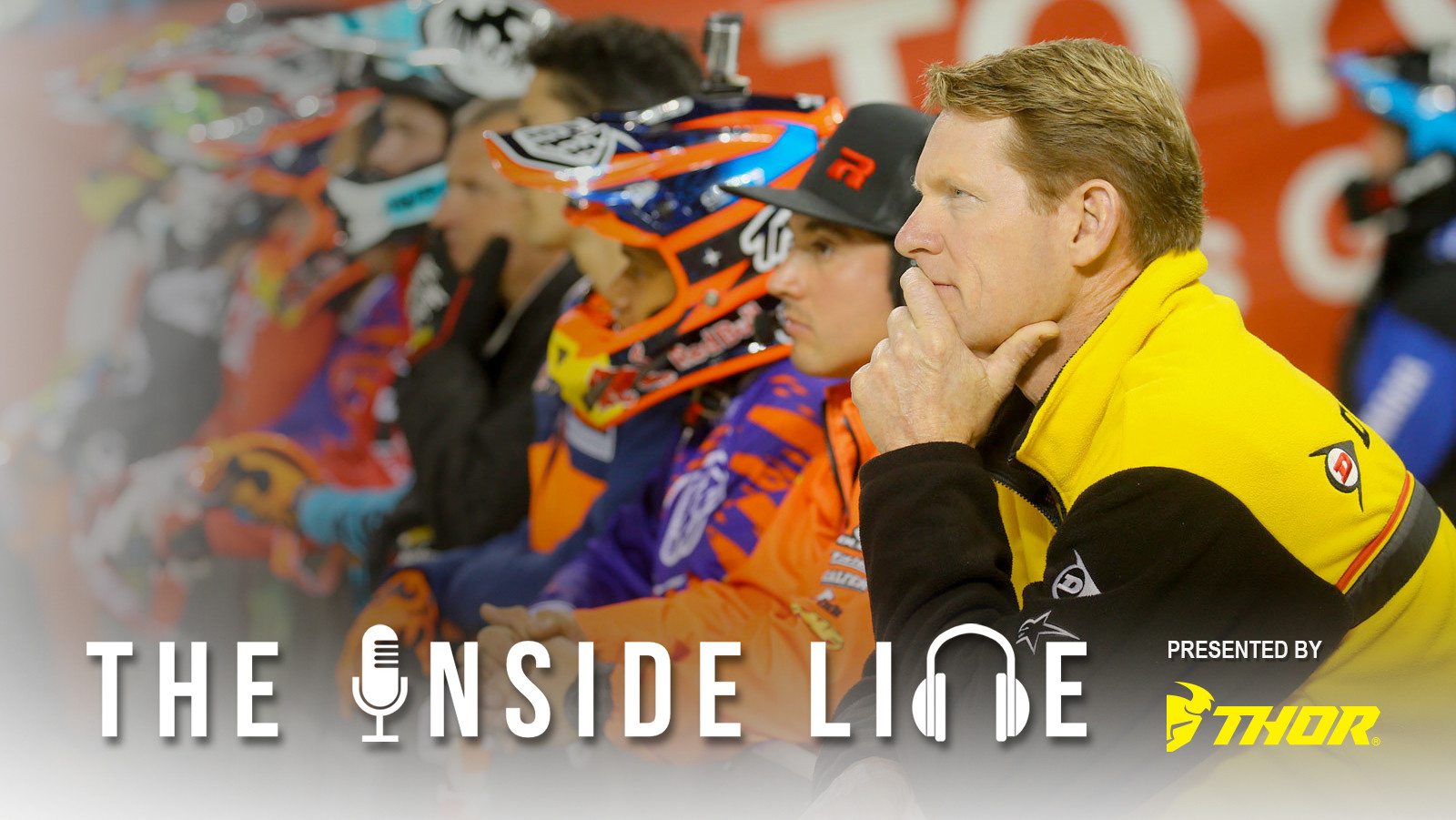 Dunlop's Broc Glover, Part 2 | The Inside Line Podcast