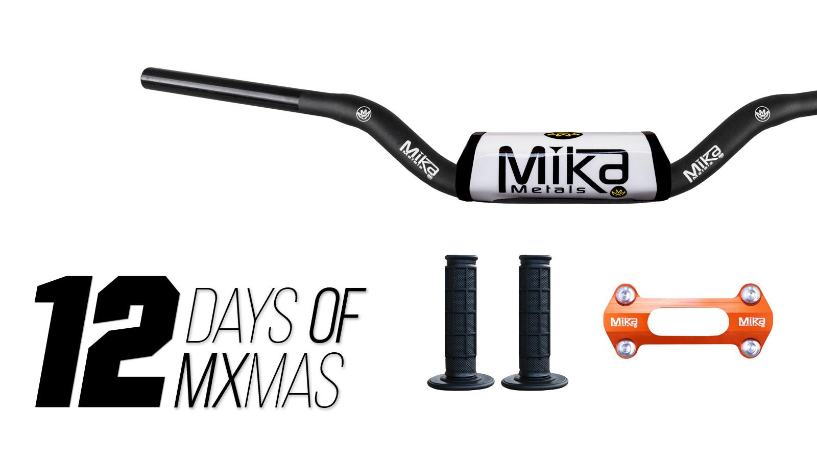 12 Days of MXmas: Mika Metals