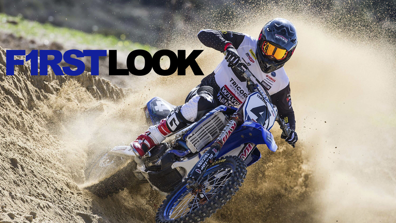First Look: Wilvo Yamaha MXGP Team