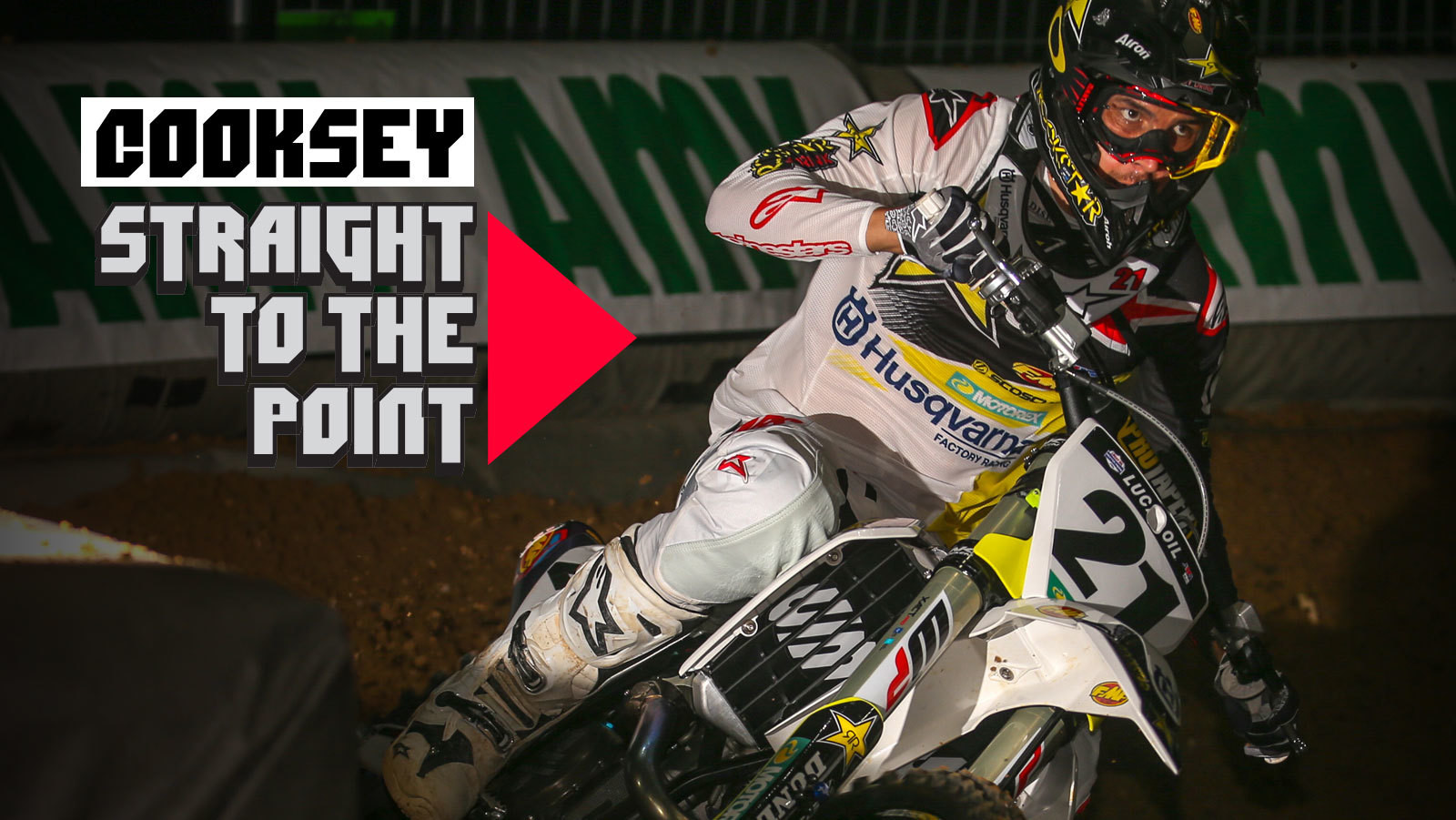 Cooksey, Straight To The Point: 450 SX Preview