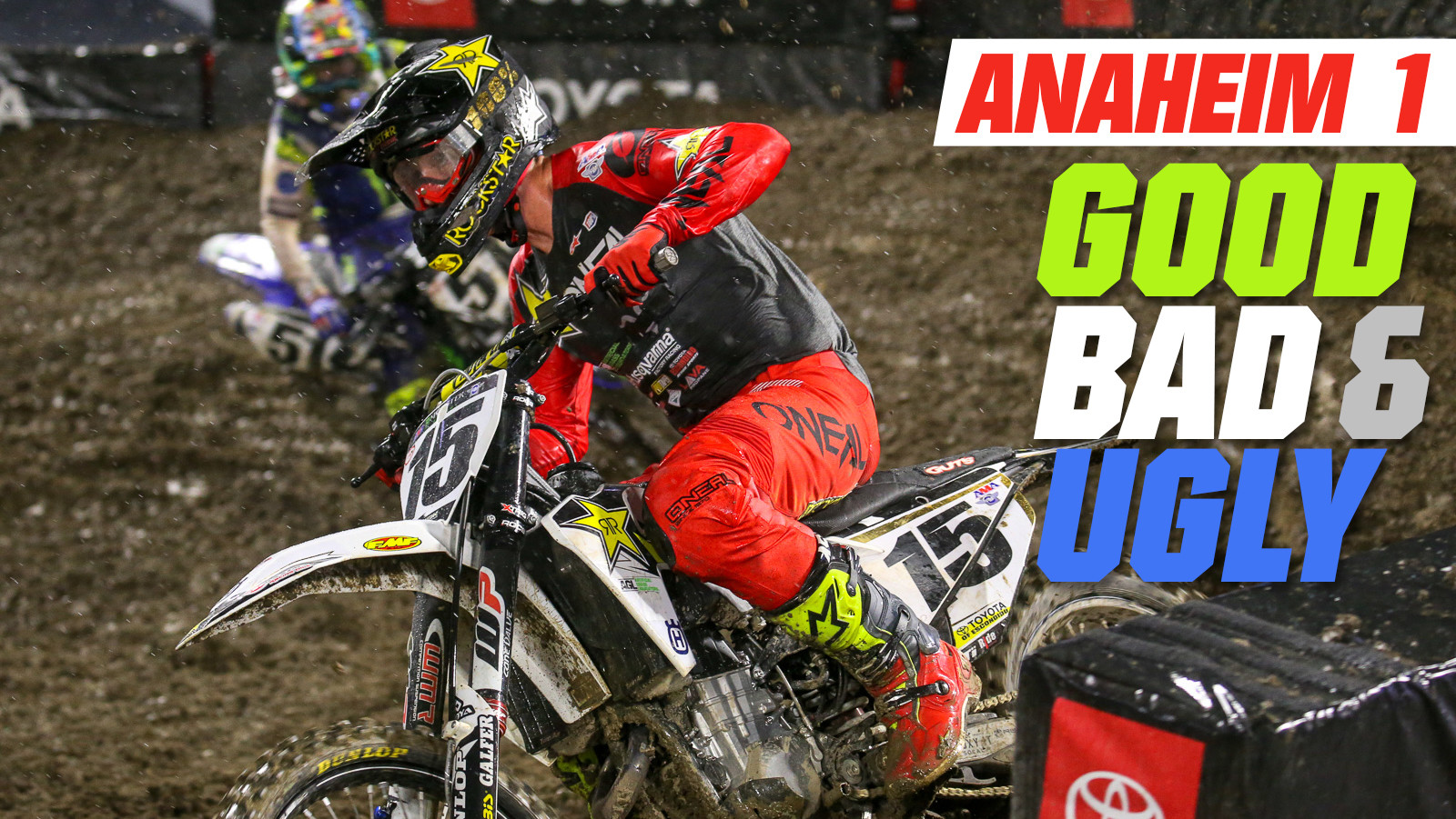 Good, Bad, 'n Ugly: Anaheim 1