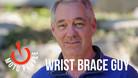 Moto People: Wrist Brace Guy