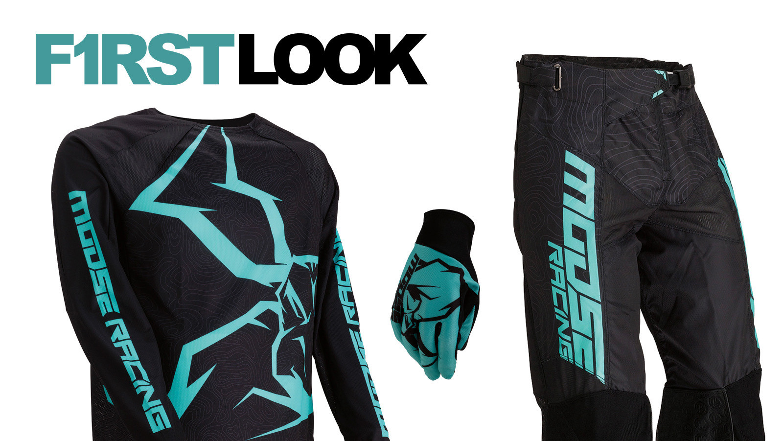 First Look: Moose Racing Spring 2019 M1 Agroid Gear