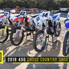 2019 Vital MX 450 XC Bike Shootout
