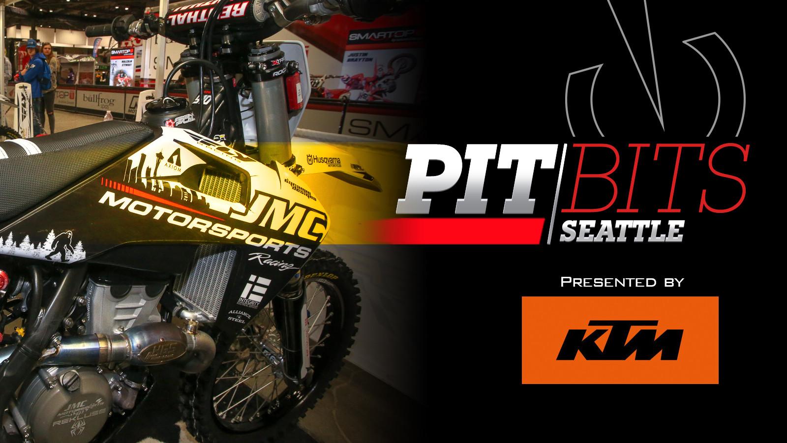Vital MX Pit Bits: Seattle