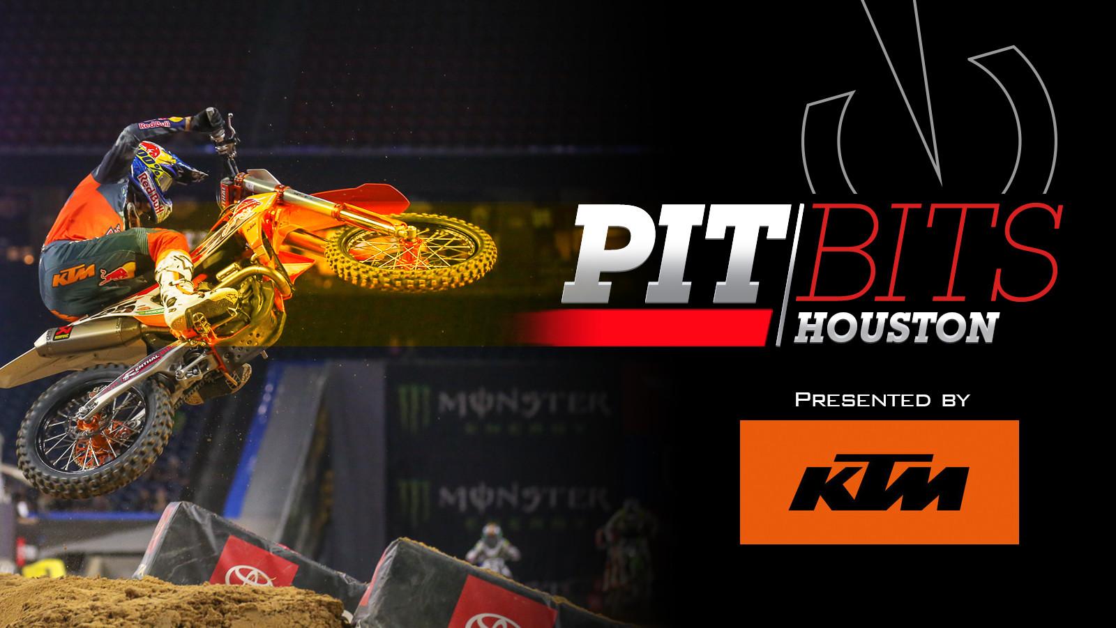 Vital MX Pit Bits: Houston