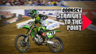 Cooksey, Straight To The Point: Kawasaki's Hot-And-Cold Night