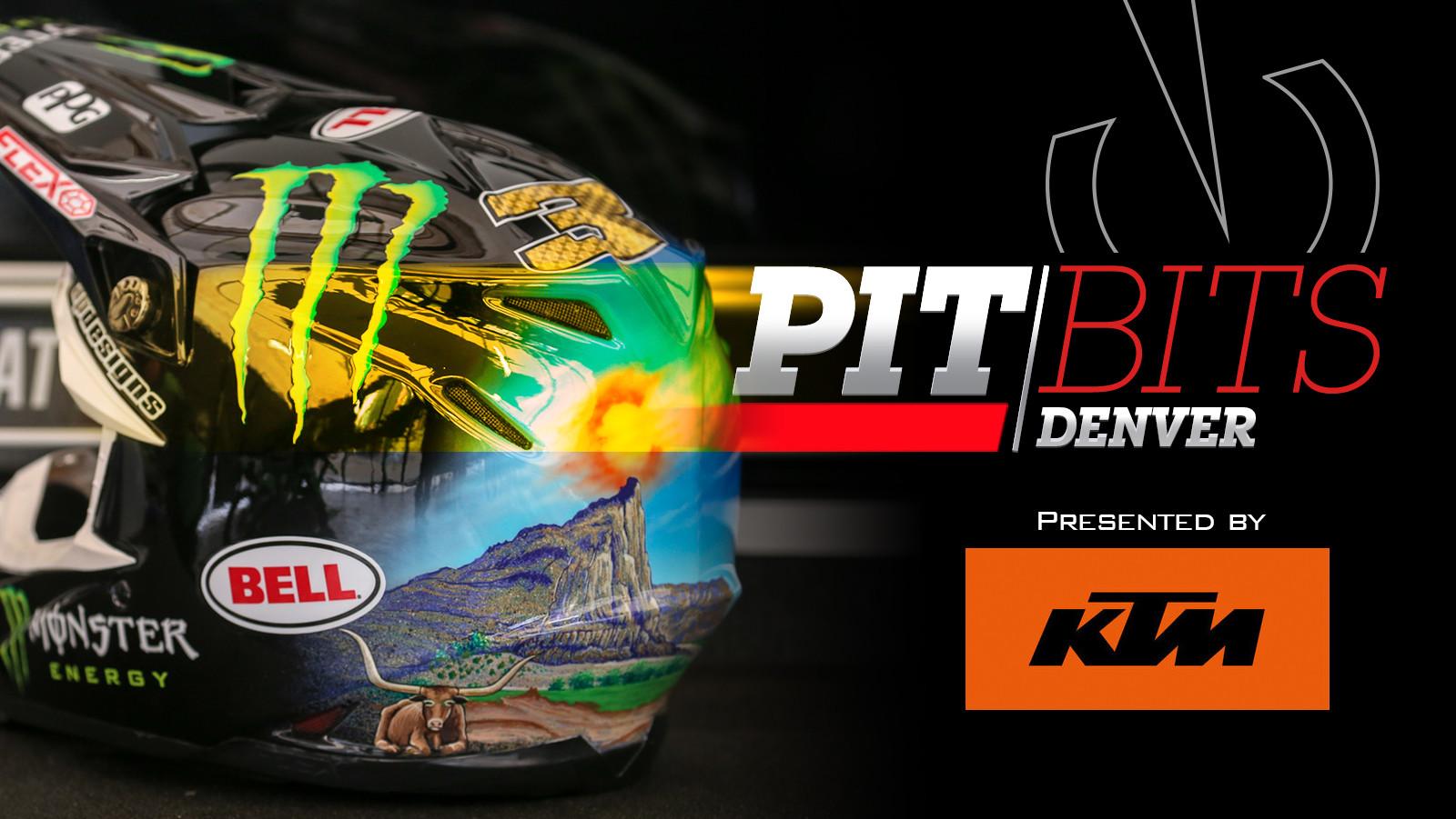 Vital MX Pit Bits: Denver