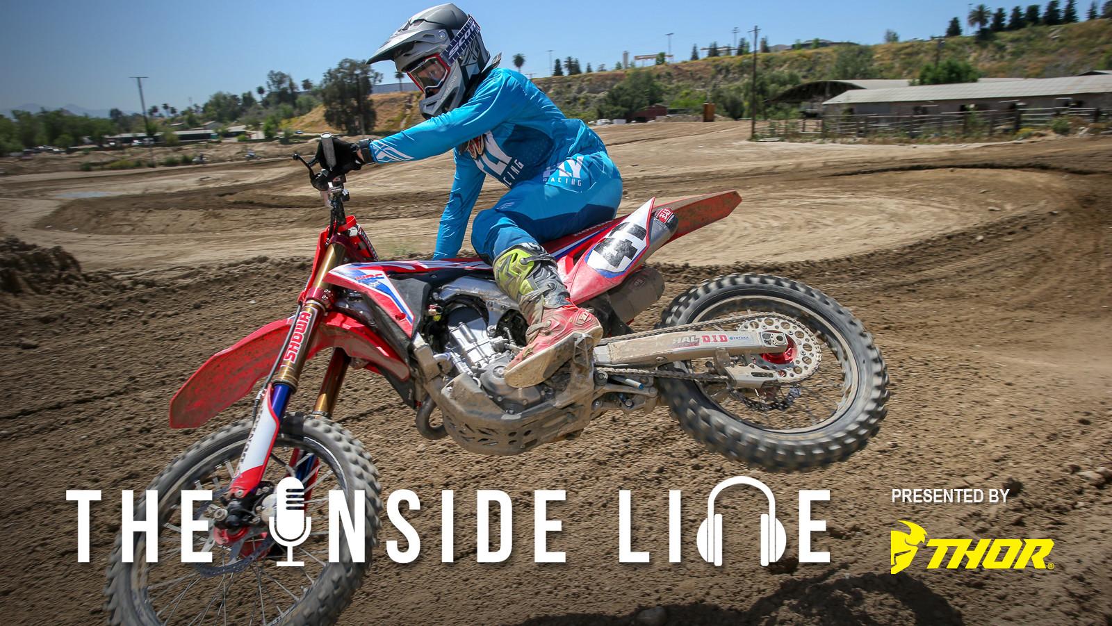 The Inside Line Podcast | Trey Canard