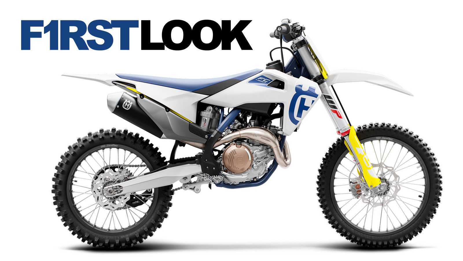 First Look: 2020 Husqvarna Motocross and Cross-Country Bikes