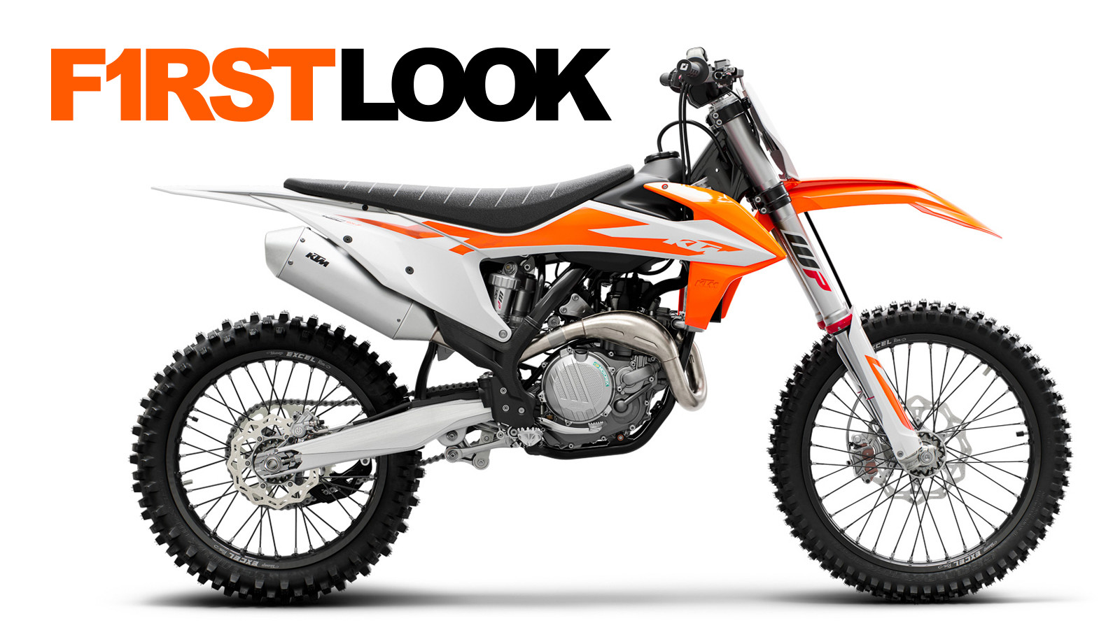 First Look: 2020 KTM Motocross and Cross-Country Bikes