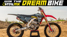 Five Things That Make The Vital MX Dream Bike Awesome!