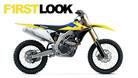 First Look: 2020 Suzuki Motocross Bikes