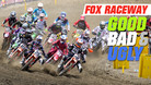 Good, Bad, 'n Ugly: Fox Raceway