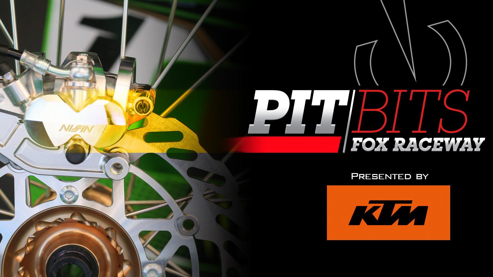 Vital MX Pit Bits: Fox Raceway