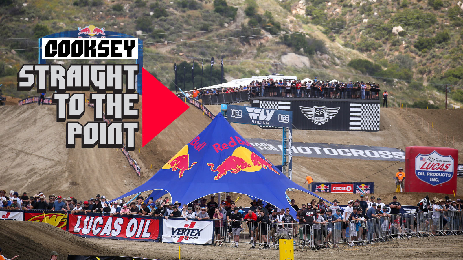 Cooksey Straight To The Point: Tripping Over Money, Glen Helen vs. MX Sports