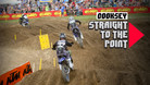 """Cooksey Straight To The Point: Riders Need To Take Accountability For Their """"Setup"""""""