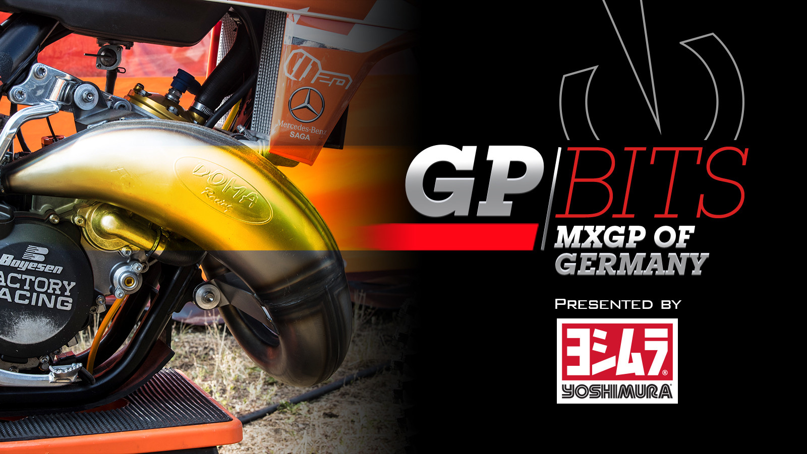 GP Bits: MXGP of Germany | Round 10