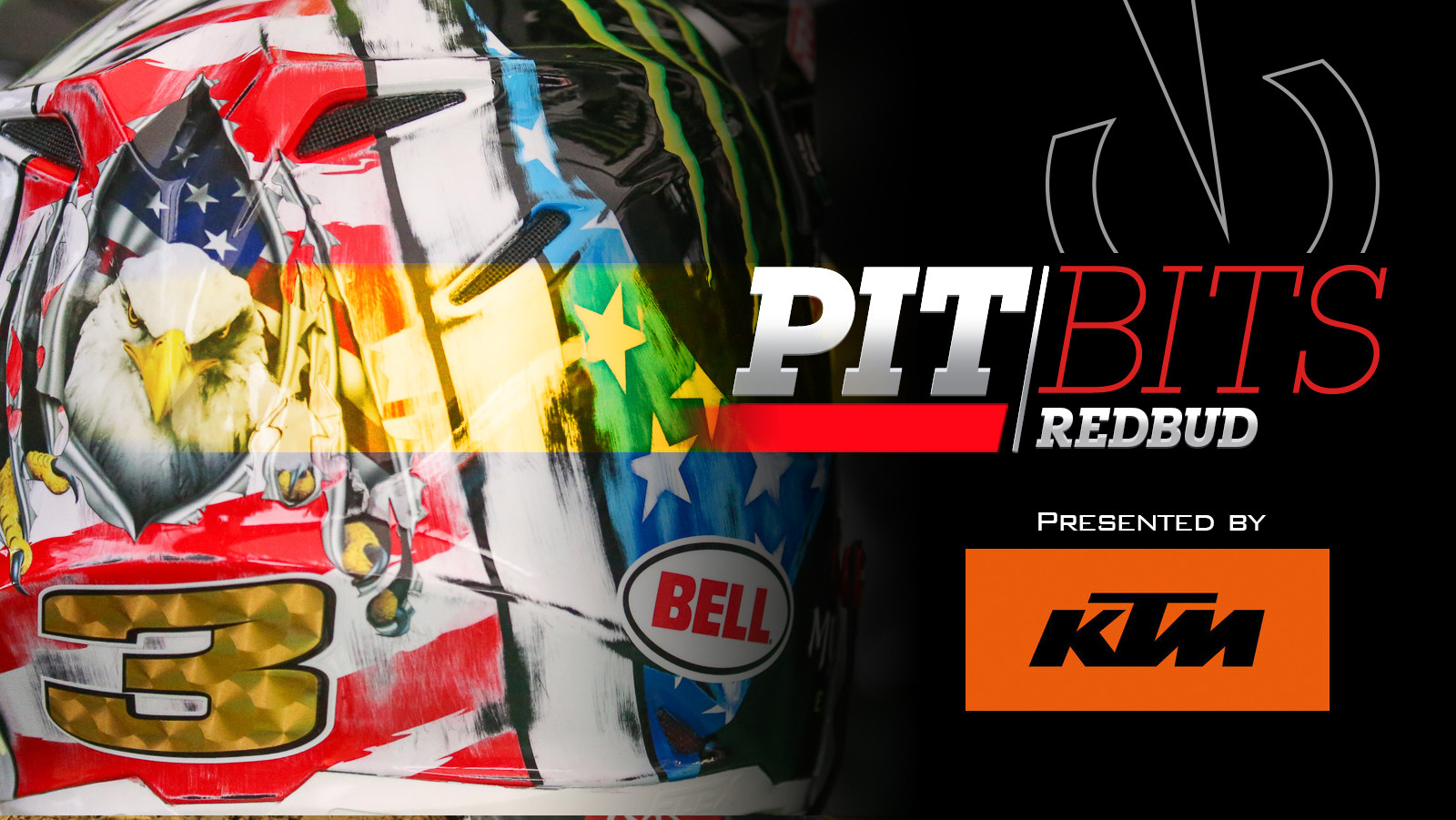 Vital MX Pit Bits: RedBud