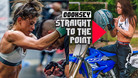 Cooksey, Straight To The Point: MX, MMA, and Alyse Anderson