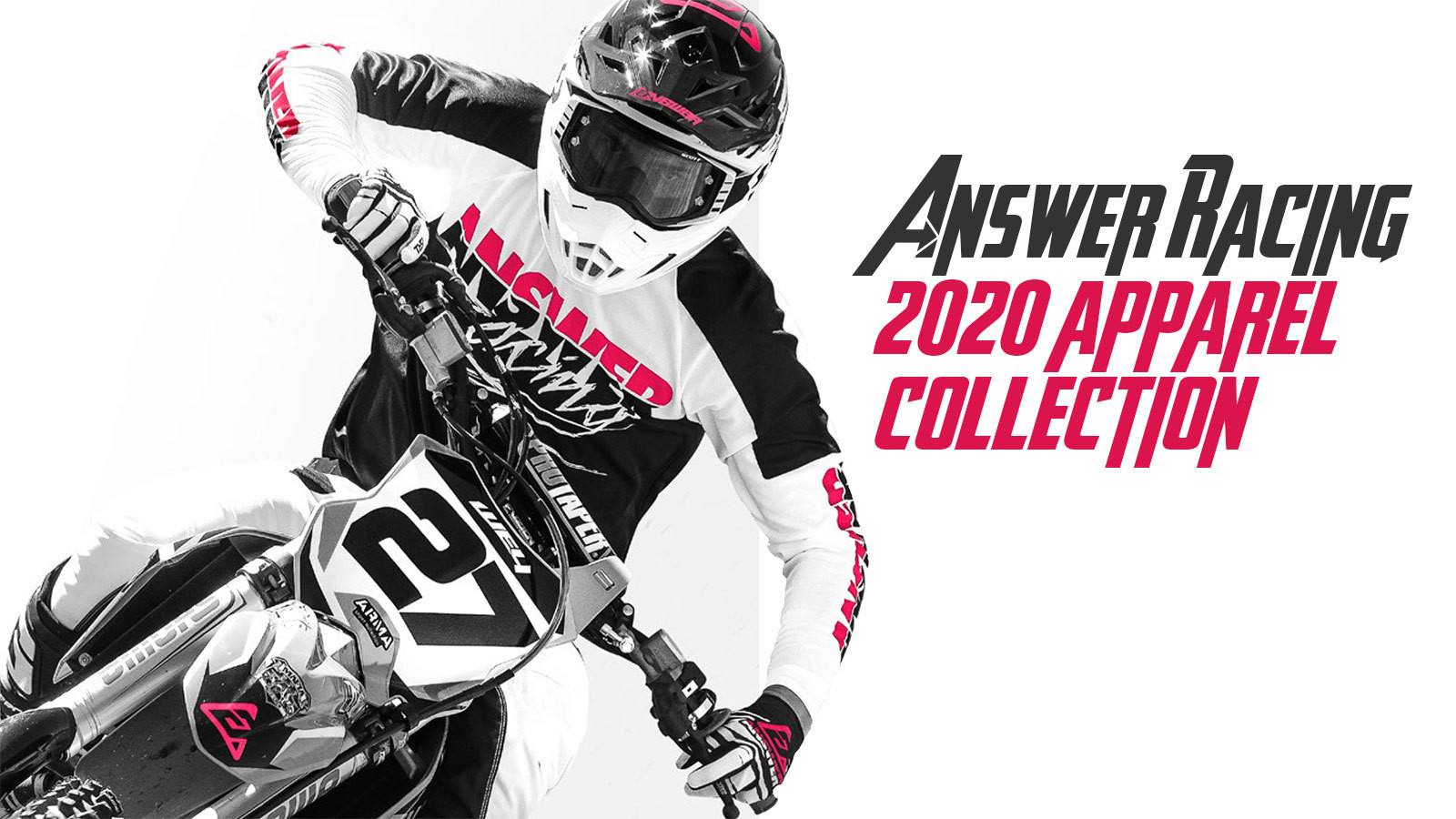 Answer Racing Launches 2020 Apparel Collection