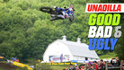 Good, Bad, 'n Ugly: Unadilla