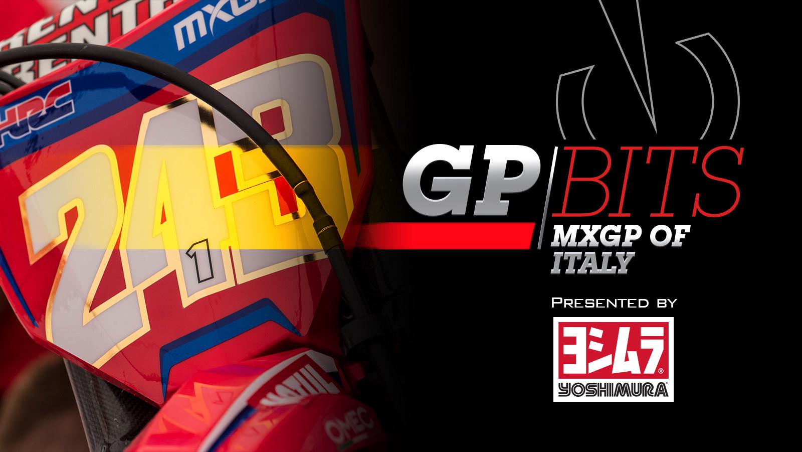GP Bits: MXGP of Italy | Round 15