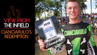 View From The Infield: Cianciarulo's Redemption