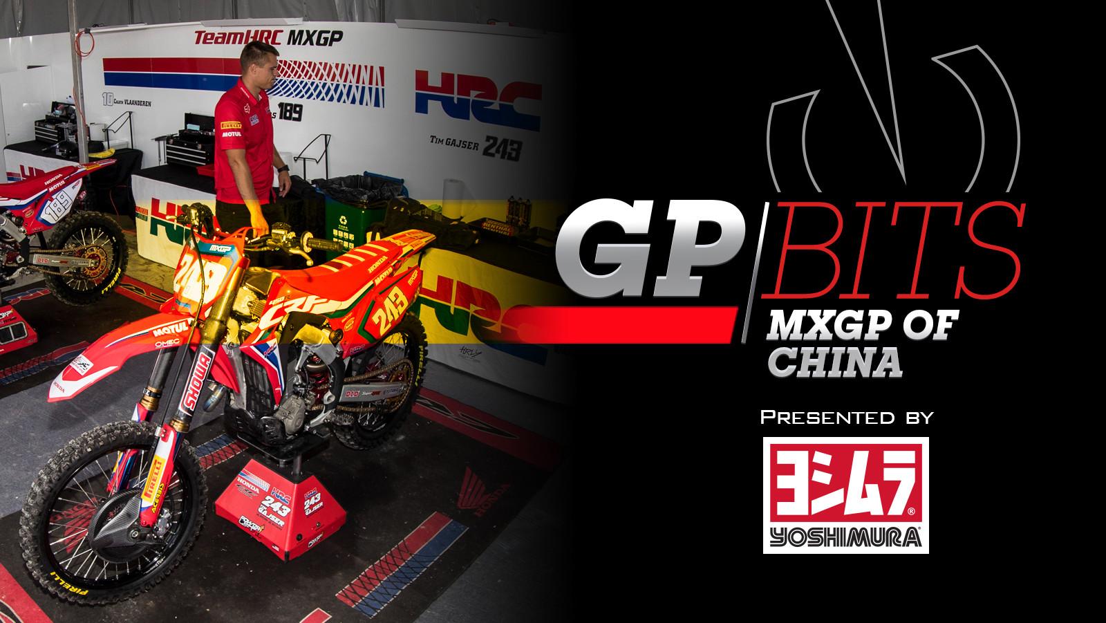 GP Bits: MXGP of China | Round 18