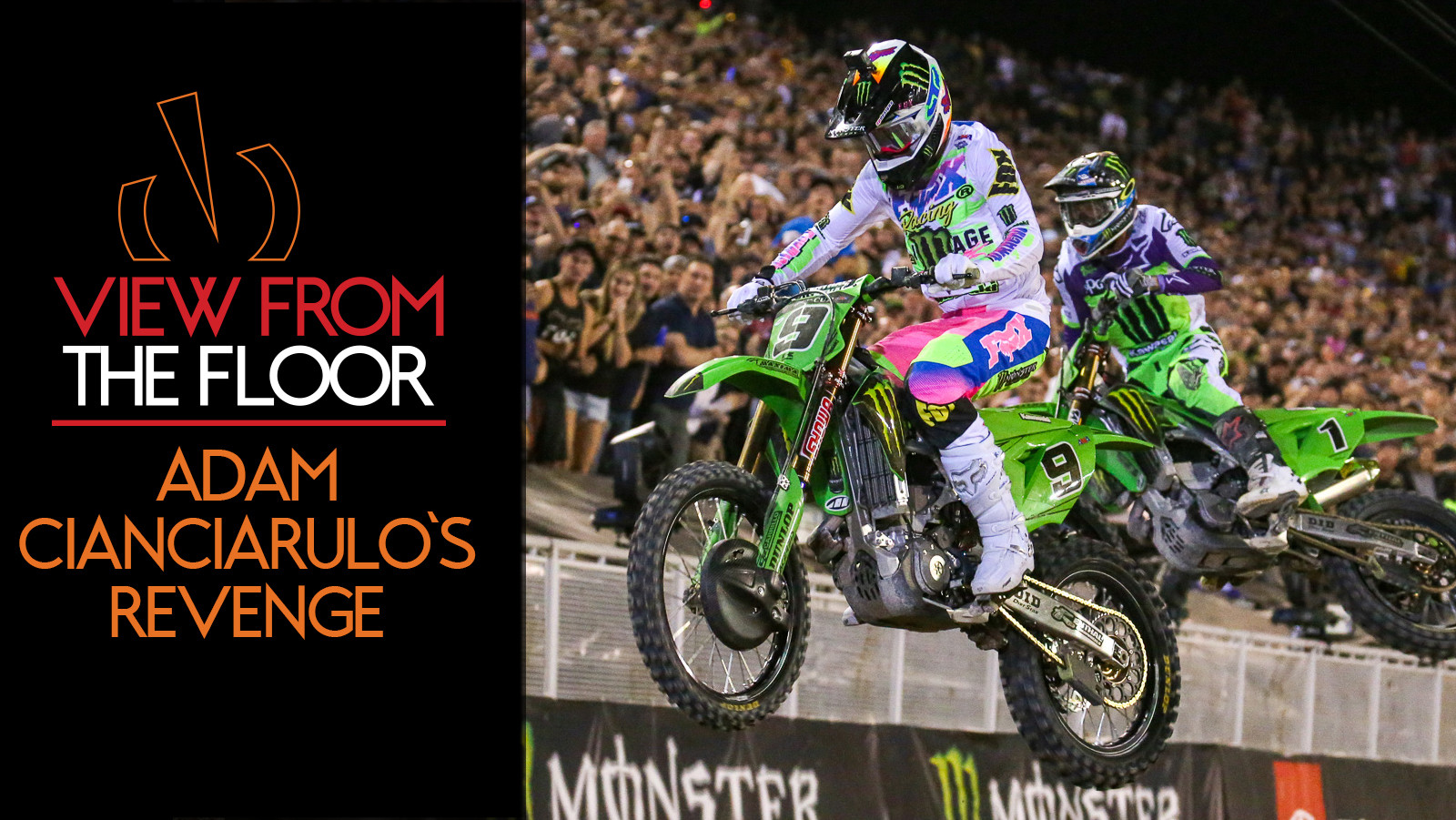 View From The Infield: Adam Cianciarulo's Revenge