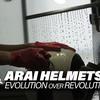 Arai Helmets: Evolution Over Revolution