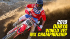 Dubya World Vet MX Championship Highlights