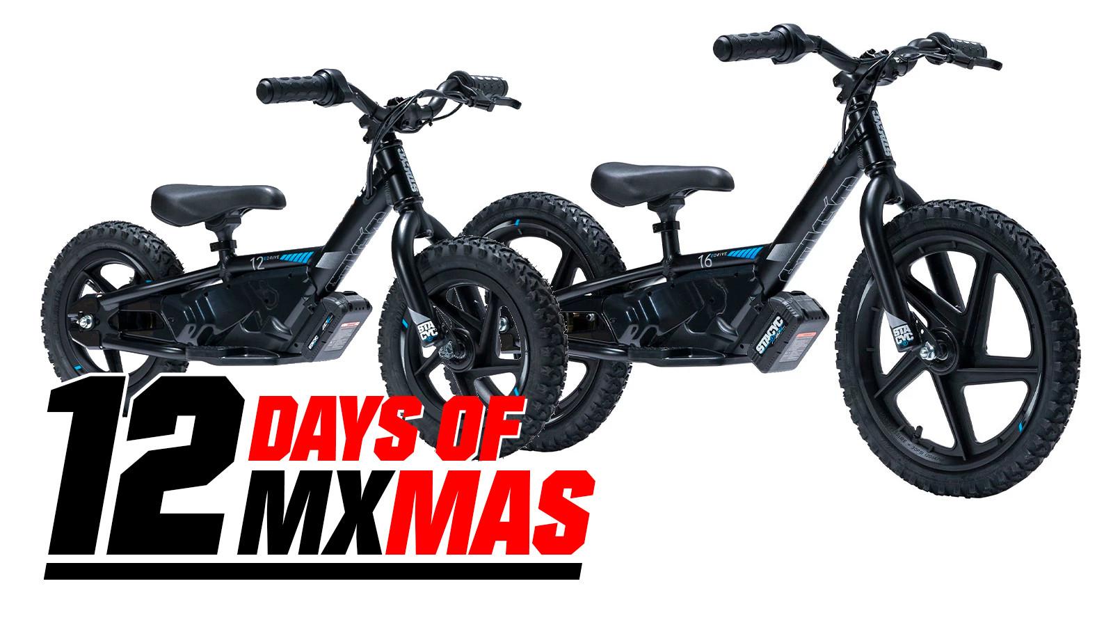 12 Days of MXMas: Stacyc