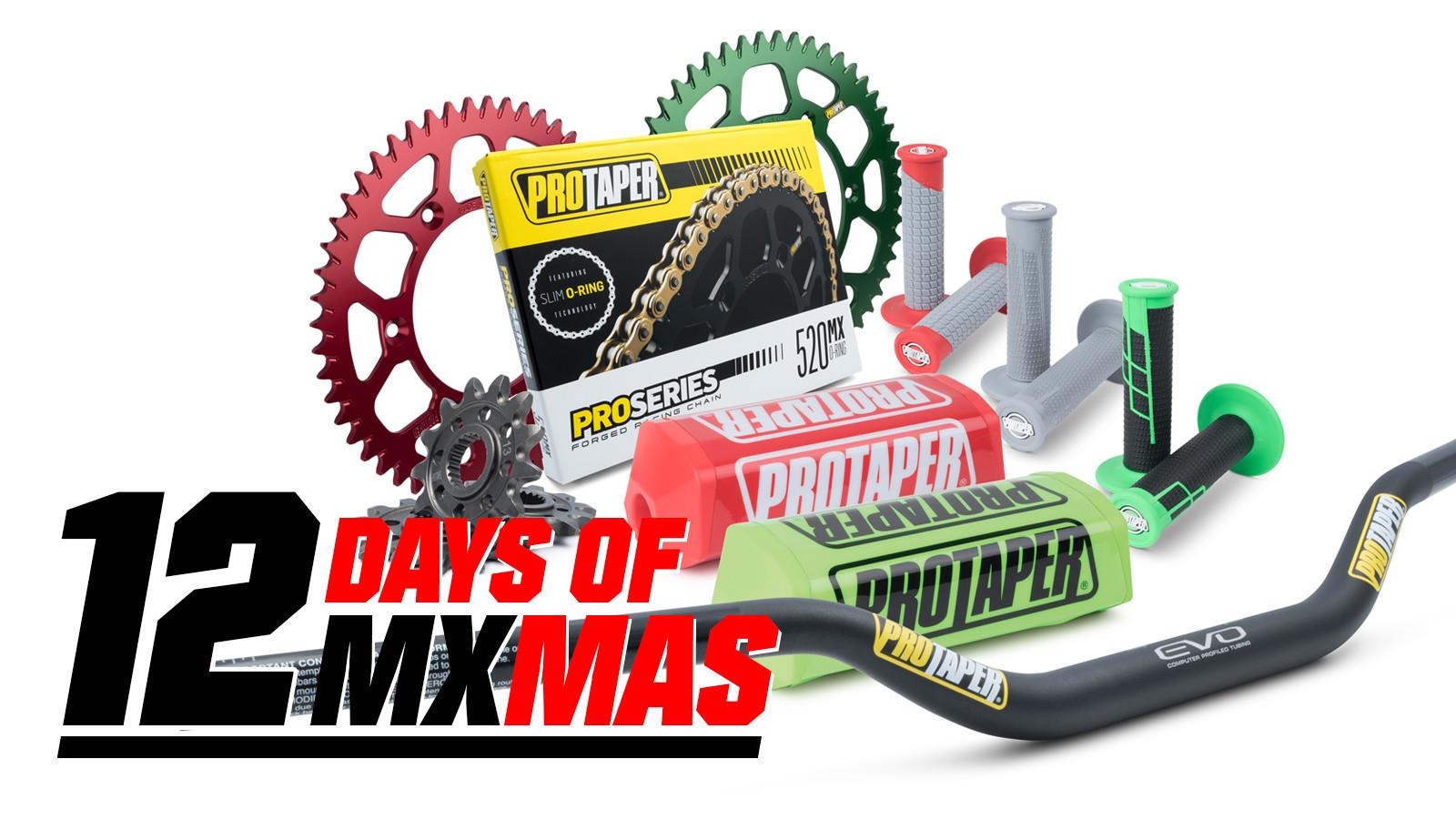 12 Days of MXMas: ProTaper