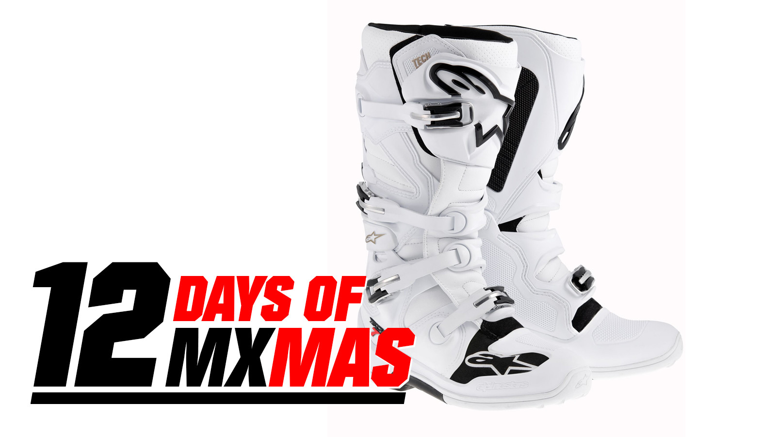 12 Days of MXMas: Alpinestars