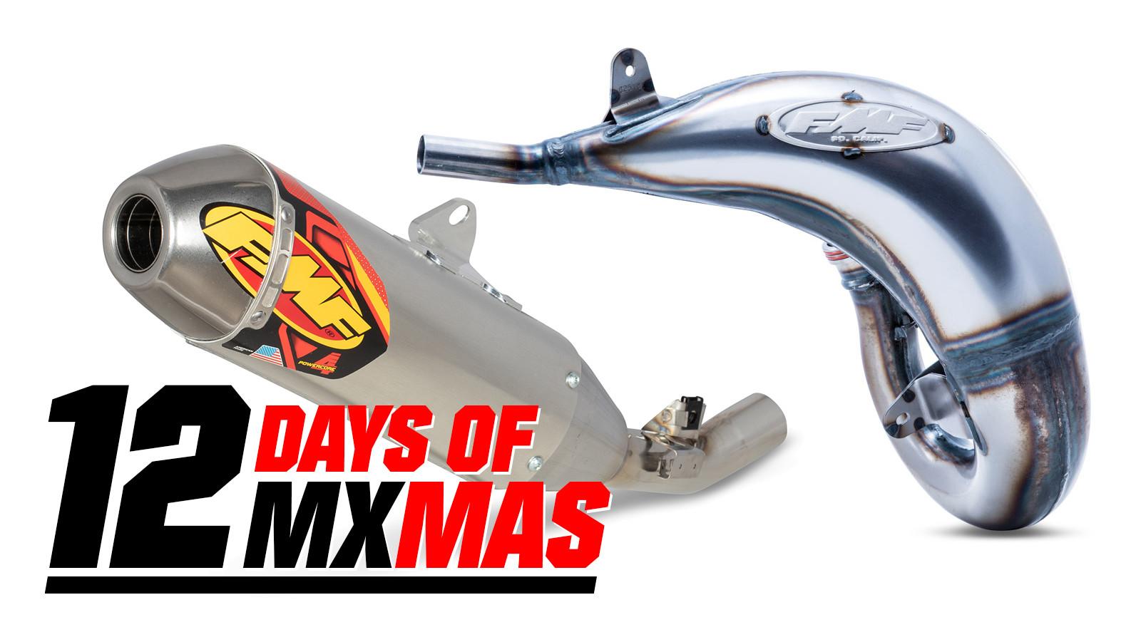 12 Days of MXMas: FMF