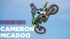 Vital Info: Cameron McAdoo