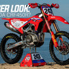 A Closer Look At The All New Honda CRF450RW