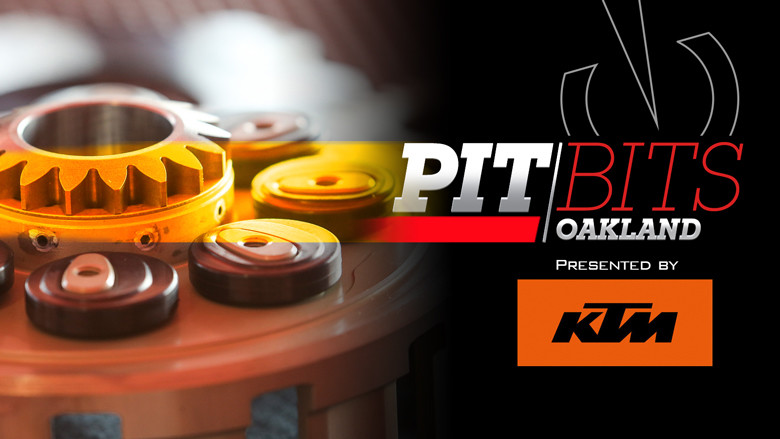 Vital MX Pit Bits: Oakland
