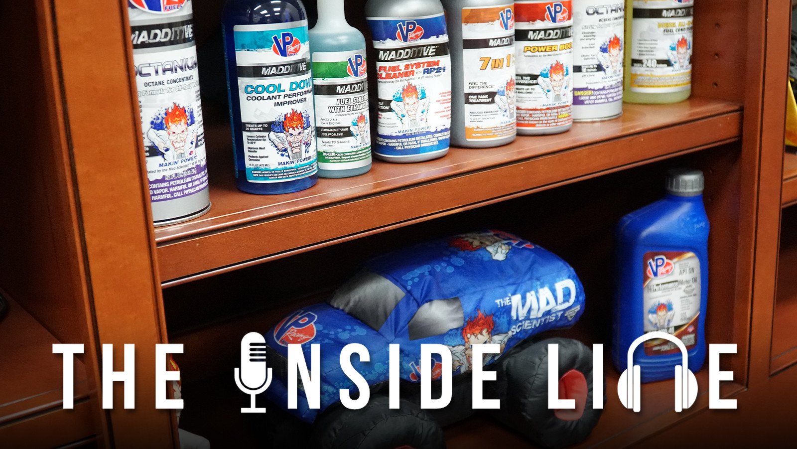 The Inside Line Podcast: Tech Edition | Race Fuel Explained