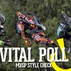 Vital MX Poll: MXGP Style Check